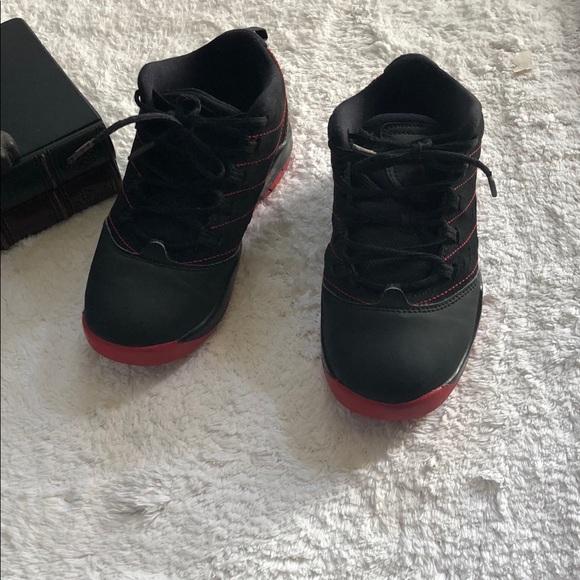 251e0d67189 Jordan Shoes | Size 13c Nike Velocity Mid Ps Blackred | Poshmark